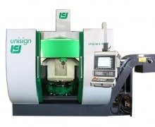 Unipent 4000 CNC machine