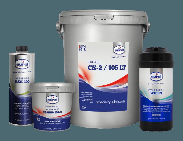 Eurol specialty productlijn