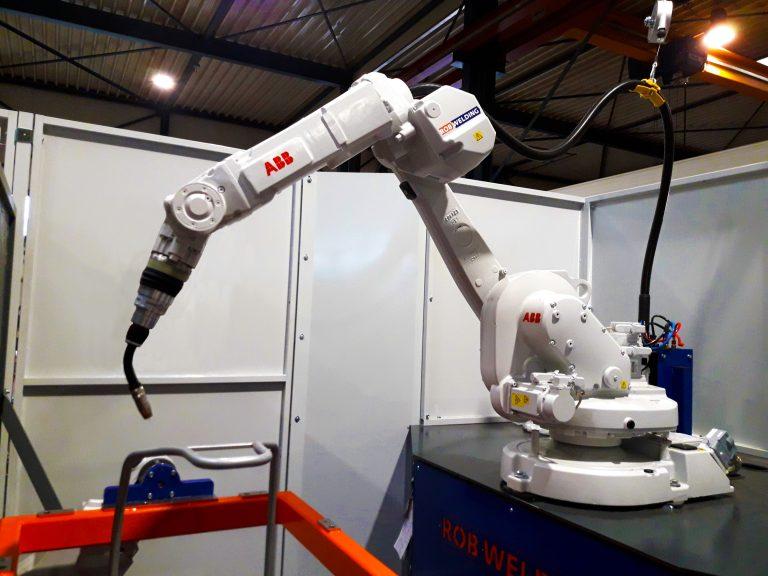 RobWelding lasrobots ABB