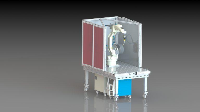 Rolan EASYARC lascobot