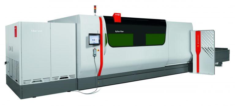 lasersnijden 12 kilowatt Bystronic