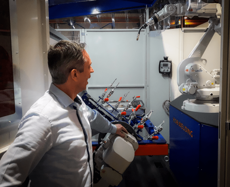 RobWelding productie automatiseren
