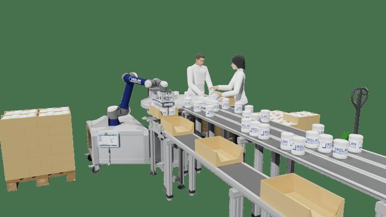 robotisering anderhalvermeter