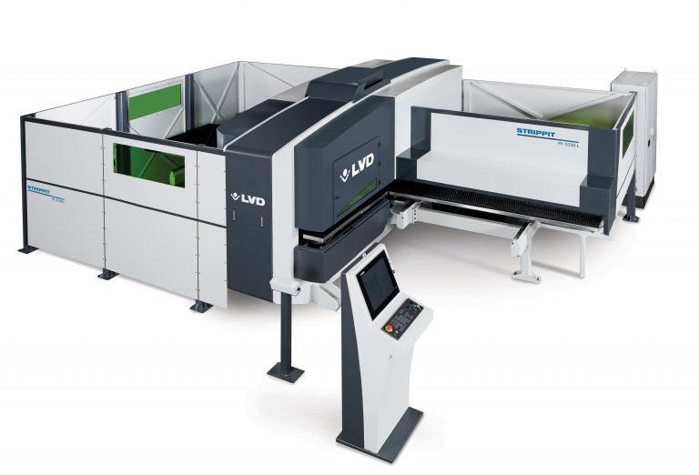 LVD pons-laser machine