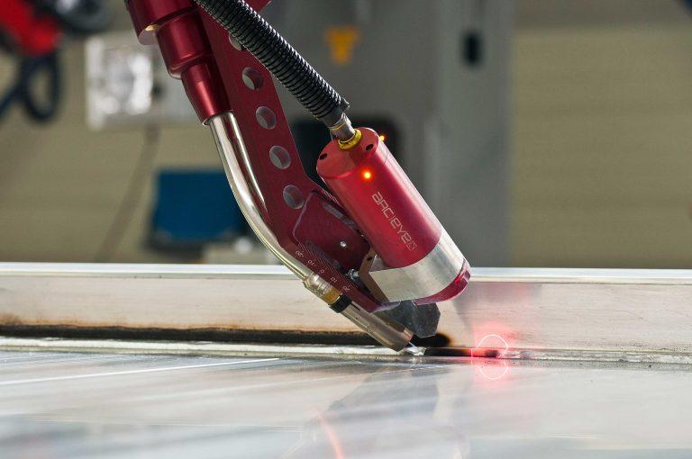 Valk Welding Arc-Eye adaptive welding